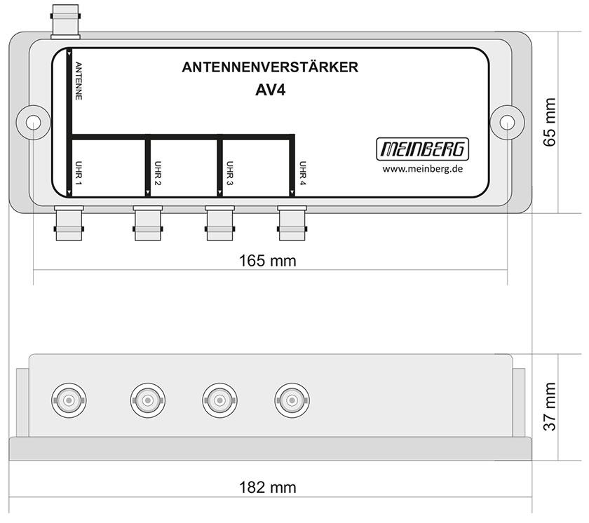 Superb Dcf77 Antennenverteiler Av4 Wiring 101 Vieworaxxcnl