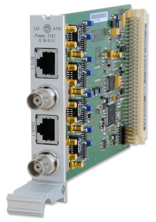 Telekom Netzwerk Synchronisation Generierung Von E1 Und T1 Signalen