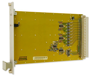 RS422 Signal Distribution Board for up to eight TXD422 outputs