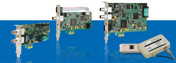 Product Image PC Uhren (PCI, USB)
